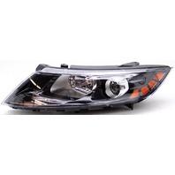 OEM Kia Optima EX/LX Left Driver Side Halogen Headlamp Tab Missing 92101-4C000