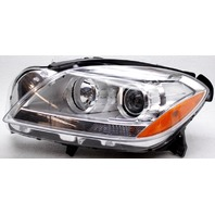 OEM Mercedes-Benz ML-Class (166 Type) Left Driver Side Headlamp Lens Spots