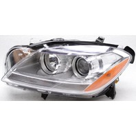 OEM Mercedes-Benz ML-Class Left Side Halogen Headlamp Water Spots