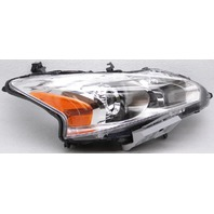 OEM Nissan Altima Sedan Right Passenger Side Halogen Headlamp Tab Missing