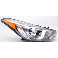 OEM Hyundai Elantra GT Right Passenger Side LED Headlamp Tab Missing