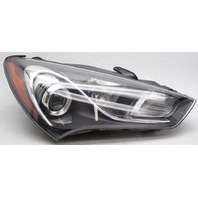 OEM Hyundai Genesis Coupe Right HID Headlamp Lens Scratches 92102-2M560