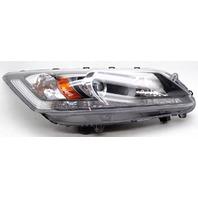 OEM Honda Accord EX EX-L LX Sport Sedan Passenger Side Headlamp Lens Scratch