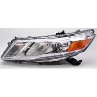 OEM Honda Crosstour Left Driver Side Headlamp Mount Missing 33150-TP6-A21