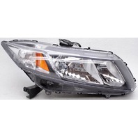 OEM Honda Civic Sedan Right Passenger Side Halogen Headlamp Mount Missing