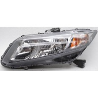 OEM Honda Civic Sedan Left Driver Side Headlamp Housing Repair