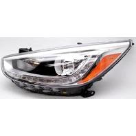 OEM Hyundai Accent Left Driver Side Headlamp 921011R9610