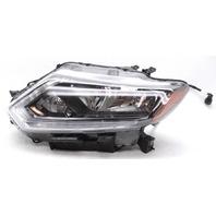 OEM Nissan Rogue Left Driver Side Halogen Headlamp 26060-4BA2A - Tabs Gone