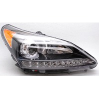 OEM Hyundai Equus Right Passenger Side HID Headlamp Lens Gouges