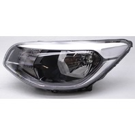 EXPORT - OEM Kia Soul Left Halogen Headlamp 92101-B2290 - Non-US Market