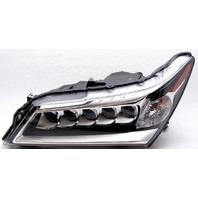 OEM Acura MDX Left Driver Side LED Headlamp Tab Missing 33150-TZ5-A01