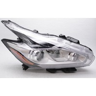 OEM Nissan Murano Right Halogen Headlamp 26010-5AA0A - Lens Crack Tab Gone