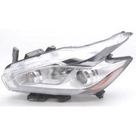 OEM Nissan Murano Left Halogen Headlamp 26060-5AA0A Minor Lens Cracks