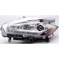 OEM Nissan Murano Left Driver Side Halogen Headlamp Tab Missing