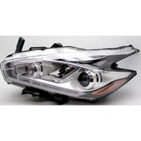 OEM Nissan Murano Left Driver Side LED Headlamp Tab Missing