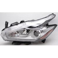 OEM Nissan Murano Left Driver Side LED Headlamp Peg Missing
