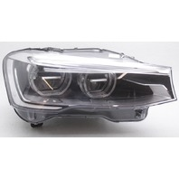 Export OEM BMW X3, X4 Right LED Headlamp 63117429082-01 Tiny Lens Chip & Crack