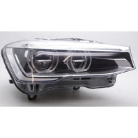 EXPORT - OEM BMW X3, X4 Right LED Headlamp Tab Repair Kit Added 63117429082-02