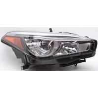 OEM Infiniti Q70 Right Passenger Side LED Headlamp Lens Chip 26010-4AP1B