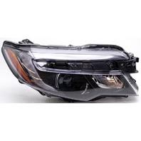 OEM Honda Pilot, Ridgeline Right Passenger Side Halogen Headlamp Housing Repair