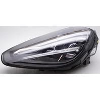 OEM Porsche Cayenne, Cayenne S, Cayenne E Left Side LED Headlamp Peg Missing