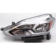 OEM Nissan Sentra Left Driver Side Halogen Headlamp Mount Missing