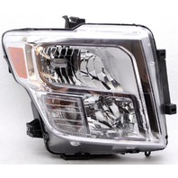 OEM Nissan Titan Right Passenger Side Halogen Headlamp Tab Missing