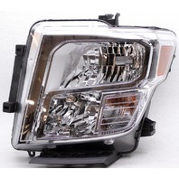 OEM Nissan Titan Left Driver Side Halogen Headlamp Tab Missing 26060-EZ21A