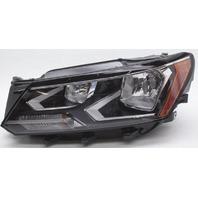 OEM Volkswagen Passat Left Driver Side Halogen Headlamp Housing Repair