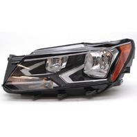 OEM Passat Left Driver Side Halogen Headlamp 561-941-005-E - Tab Gone