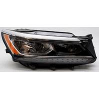 OEM Volkswagen Passat R-Line Right Passenger Side LED Headlamp Lens Chip