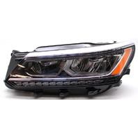OEM Volkswagen Passat R-Line Left Driver Side LED Headlamp Scratch on Trim