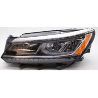 OEM Volkswagen Passat R-Line Left Driver Side LED Headlamp 561-941-773-A