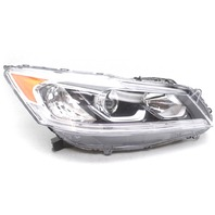 OEM Honda Accord Sedan Right Halogen Headlamp 33100T2AA81 Low Outer Tab Gone