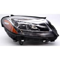 OEM Mercedes-Benz C300 C350e C450 Right Side Halogen Headlamp Tab Missing