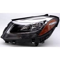 OEM Mercedes-Benz C300 C350e C450 Left Driver Side Halogen Headlamp Tab Missing