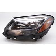 OEM Mercedes-Benz C-Class (205 Type) Left Halogen Headlamp 2059067102