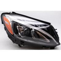 OEM Mercedes-Benz C300 C350e C400 C450 C63s AMG Right Side LED Headlamp