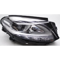 Non-US Market Mercedes-Benz GLE-Class Right Side Halogen Headlamp Tab Missing