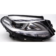 Non-US Market Mercedes-Benz GLE-Class Right Side Halogen Headlamp Missing Tab