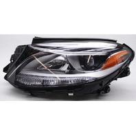 OEM Mercedes-Benz GLE-Series Left Driver Side Halogen Headlamp Chrome Spots