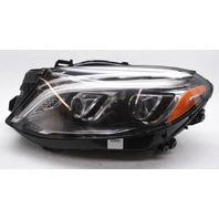 OEM GLE-Class 166 Type Left LED Headlamp 166-820-11-59 - Small Lens Mark