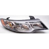 OEM Kia Forte Koup Right Passenger Side Headlamp Lens Crack