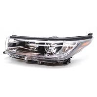 OEM Toyota Highlander Left Driver Side Headlamp 81150-0E390 - Tab Gone