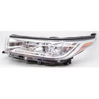 OEM Toyota Highlander Left Driver Side Headlamp 81150-0E330 - Tab Gone