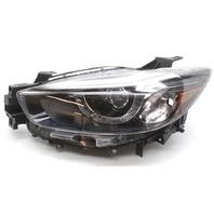 OEM Mazda CX-5 Left LED Headlamp KA0G-51-041J Lens Scratches Reflector Warpped