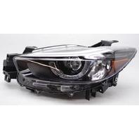 OEM Mazda CX-5 CX5 Left Driver Side LED Headlamp KA0G-51-041J - Lens Scratches