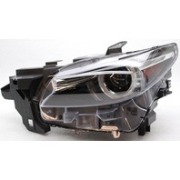 OEM Mazda CX-9 Left Driver Side LED Headlamp Bezel Crack