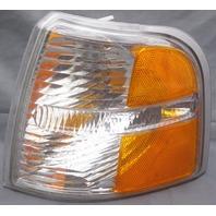 OEM Ford Explorer 4 Door Left Driver Side Signal Lamp Lens Crack