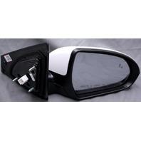 OEM Hyundai Elantra Sedan Right Passenger Side Side View Mirror 87620-F2290